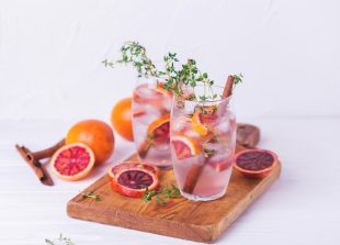 flavored water trends